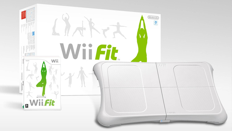 I Think My Wii Fit Laughed at Me