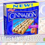 Cinnabon Bars