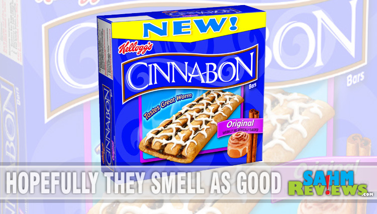 Cinnabon on-the-go in Bar form