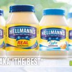 Hellmans Mayonaisse