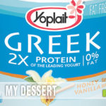 Yoplait Greet Yogurt