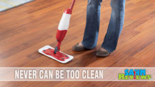 Trading in my broom for a ProMist Cleaning System