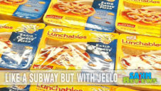 Like a Subway but with Jello
