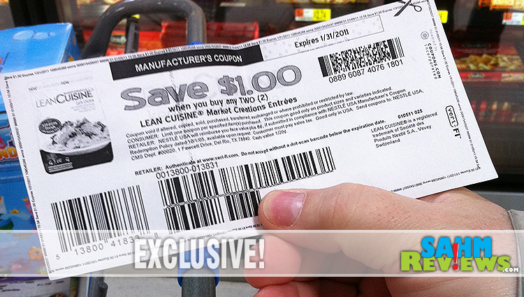 Did You Print the EXCLUSIVE Coupon?