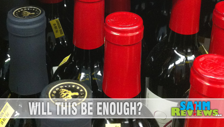 Generic Wine? Not at all!