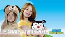 Join the Critter Twitter Party! #ComfyCritters #cbias