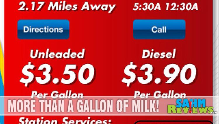 An App for Gas. MurphyUSA