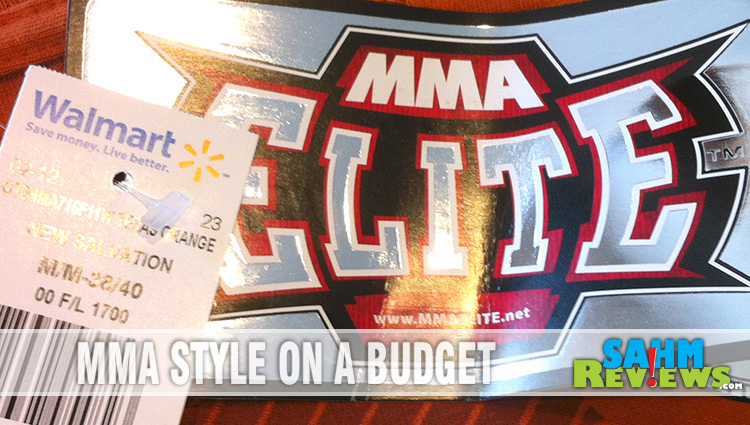 MMA Style on a Budget