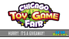 Chicago Toy and Game Fair (Giveaway)