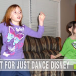 Moving it for Just Dance Disney