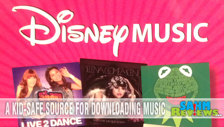 My Kids, Their Music and Disney