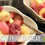 Banana and Fruit Bar Salad #RealFruitBar
