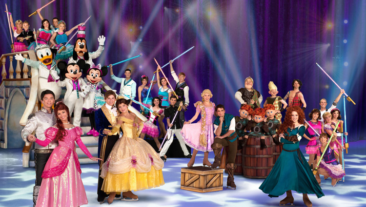 Disney on Ice is Coming to Town