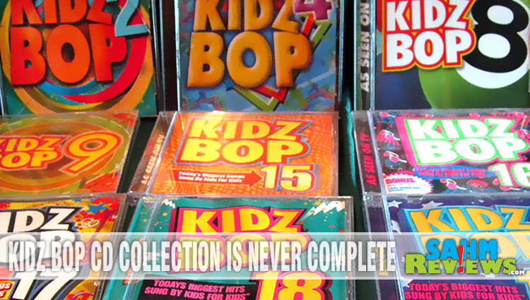 From Road Trip to Teeth: KIDZ BOP