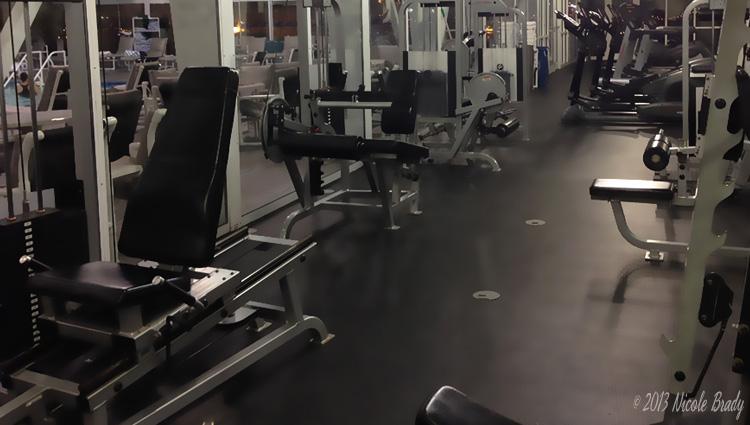 Essex Inn - Fitness Center