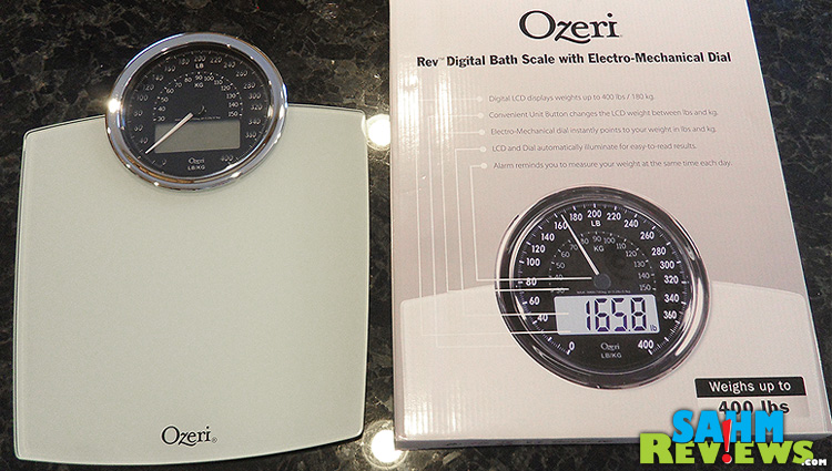 Ozeri Scale with Box
