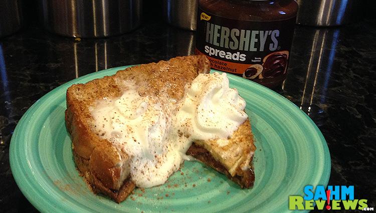 Hershey's Hazelnut Chocolate Spread jar