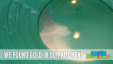 Pan for Gold in Your Kitchen