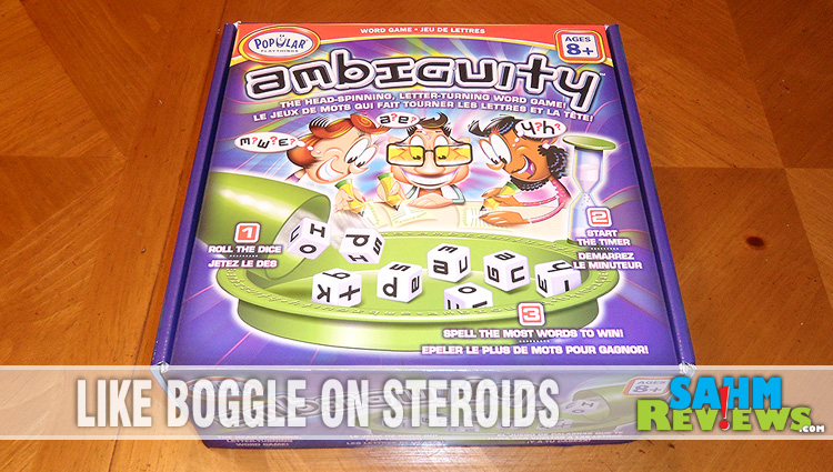 Ambiguity Word Game Overview