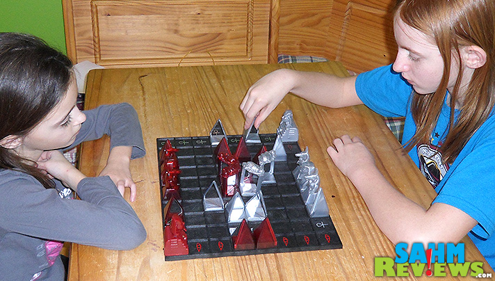 Laser Khet 2.0 - Two Playing