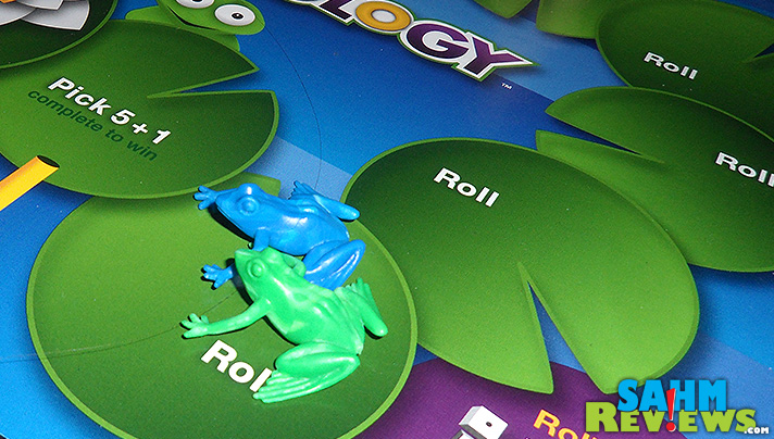 Morphology - Frogs