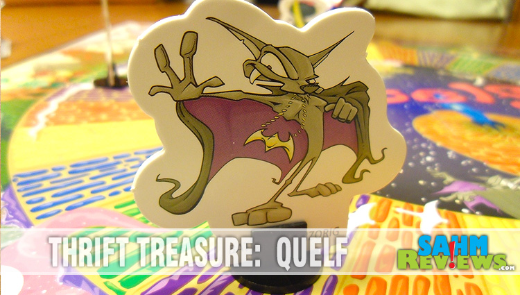 Thrift Treasure:  Quelf