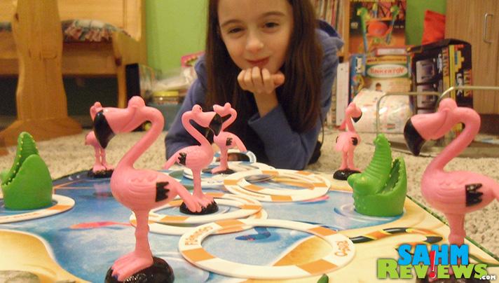 Ring-O Flamingo - Gameplay