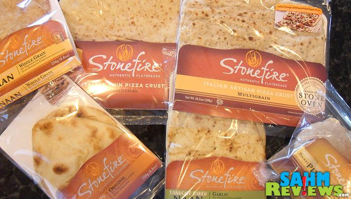 Stonefire Flatbread - Contents