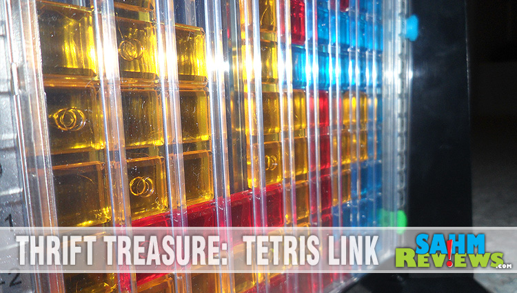 Thrift Treasure:  Tetris Link
