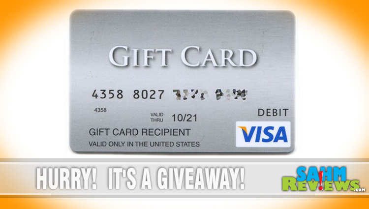 How About a $100 Gift Card Giveaway?