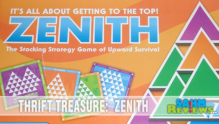 Thrift Treasure:  Zenith Strategy Game