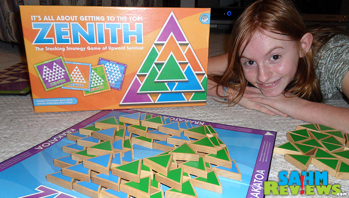 Zenith Strategy Game - Winner