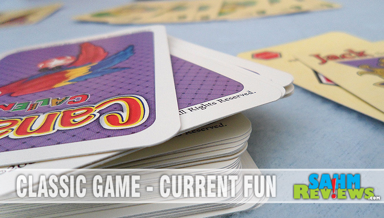 "Do you remember Canasta? Look at this ""hot"" Caliente version! - SahmReviews.com"