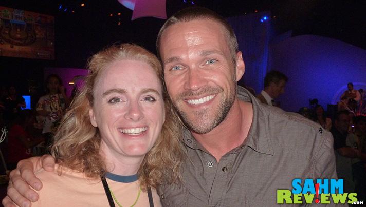Chris Powell - Free Birds - Nicole with Chris Powell - SahmReviews.com