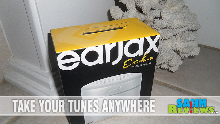 Portable Tunes with Earjax Echo