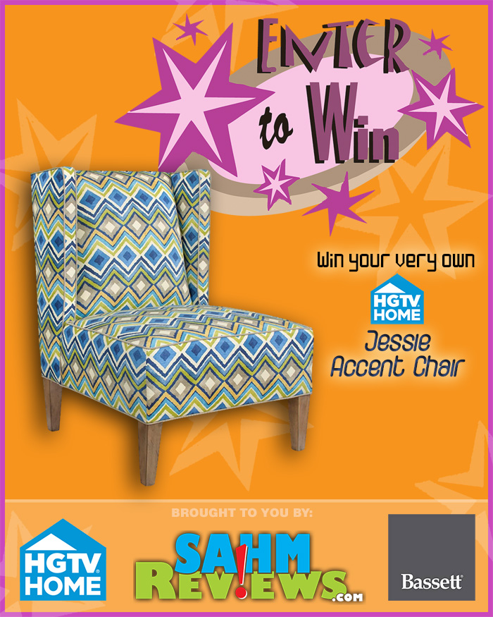 Win an HGTV Jessie Chair - SahmReviews.com