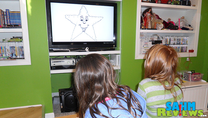 Learning to Draw with Mark - Star - SahmReviews.com