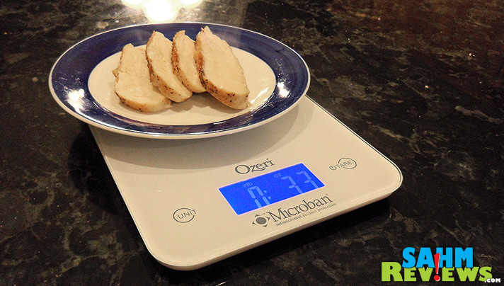 Ozeri Kitchen Scale - On Scale - SahmReviews.com