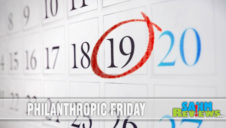 Philanthropic Friday: Time and Talent