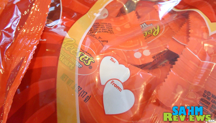 Reese's Valentines - SahmReviews.com