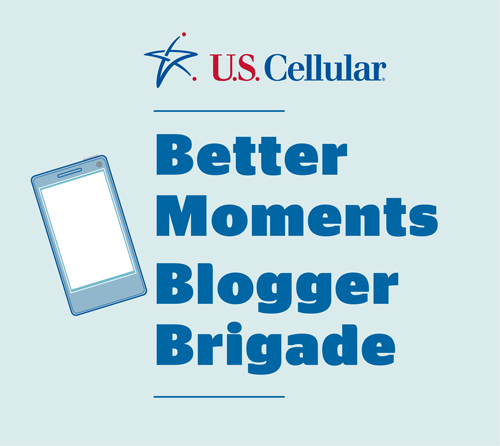 U.S. Cellular Blogger Brigade Badge - SahmReviews.com