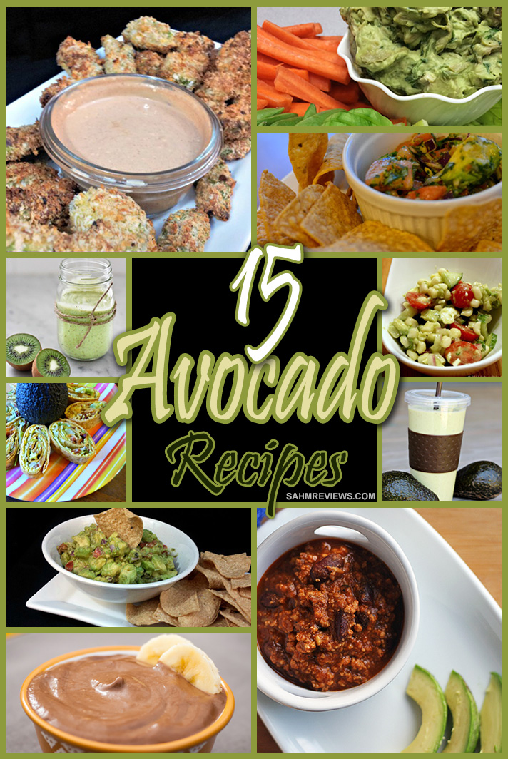 Get tips and info about avocados then check out the 15 awesome recipes ...