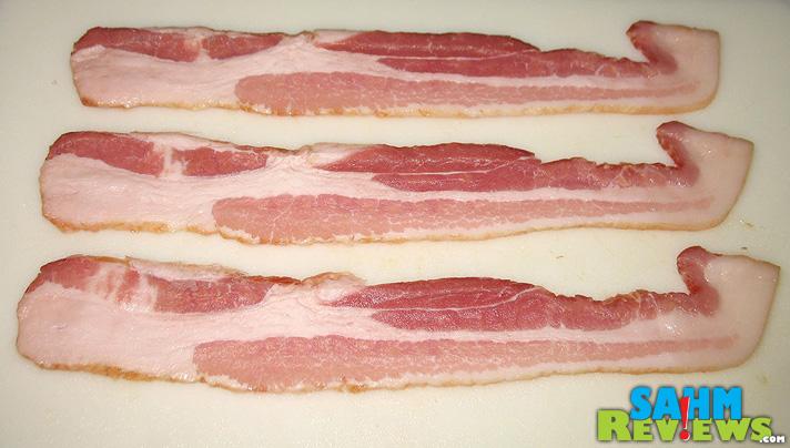 Easy Bacon Weave Sandwich - Step 1 - SahmReviews.com