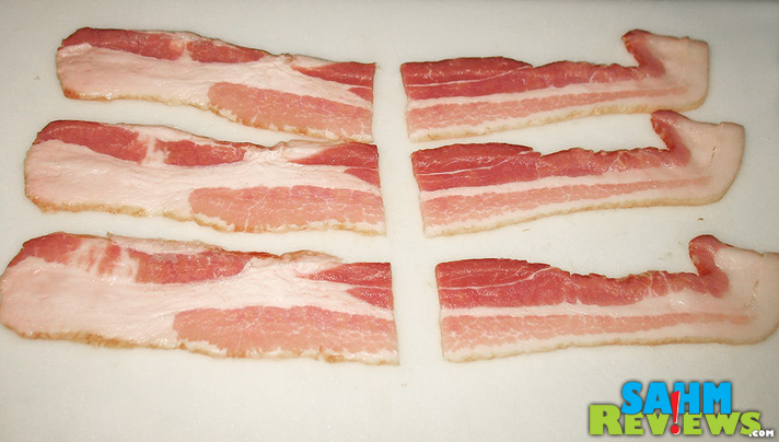 Easy Bacon Weave Sandwich - Step 2 - SahmReviews.com