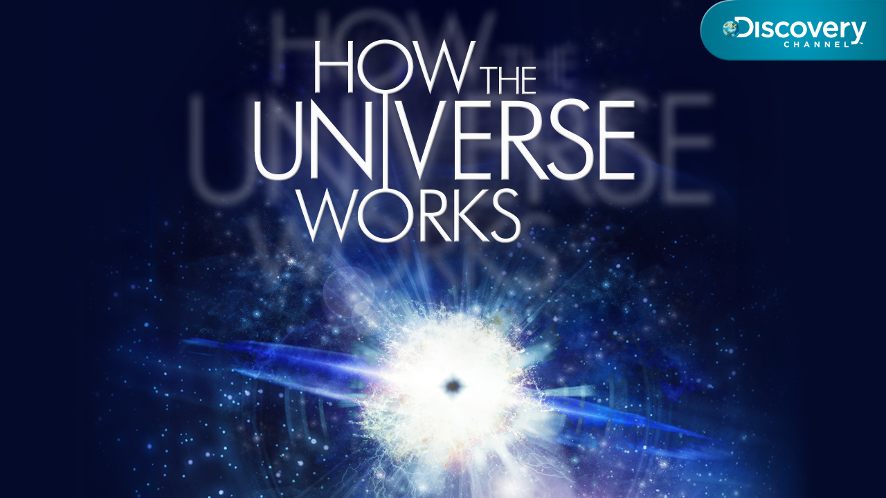 How the Universe Works #NetflixKids