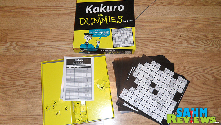 Kakuro for Dummies - Contents