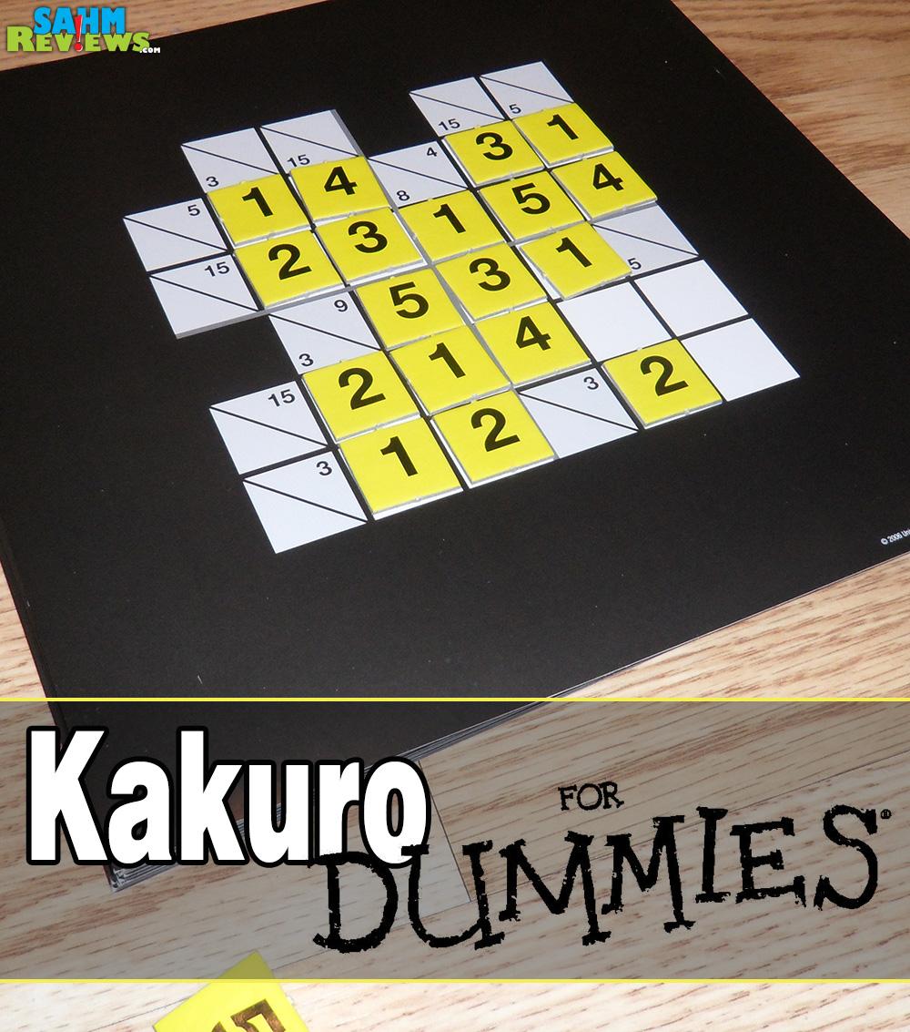 Kakuro for Dummies - Pinterest