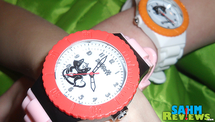Accessorize your outfits with colorful and scented Moffett Watches. - SahmReviews.com