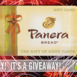 Panera Gift Card Giveaway - SahmReviews.com