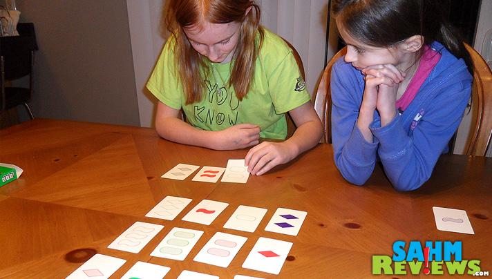 Set Game - Playing - SahmReviews.com